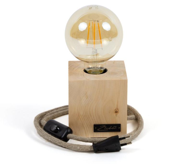 Zirbli Lampe Kubus 2