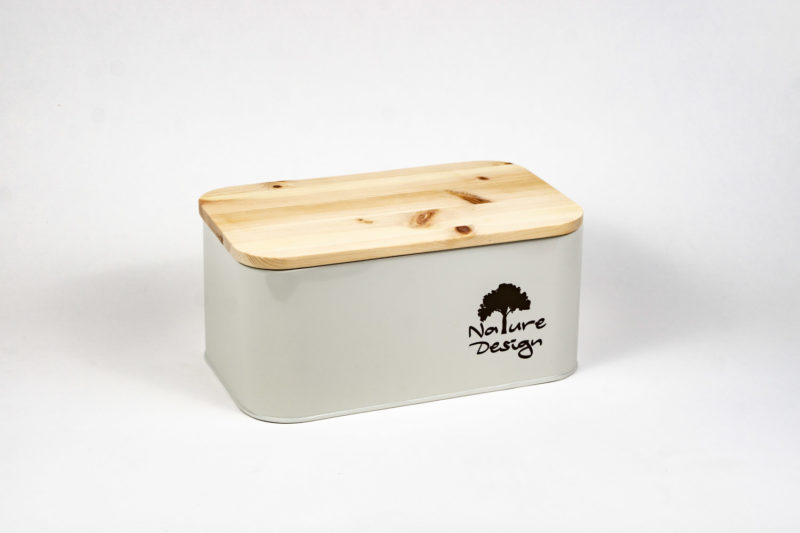 Brotbox Zirbe mit Deckel aus Zirbenholz